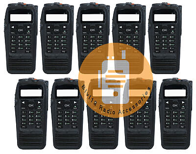 10pack Replacement Refurb Protect Case Housing For Motorola Xpr6550 Trbo Radio