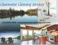 Cleaning Services - Lake of the Woods