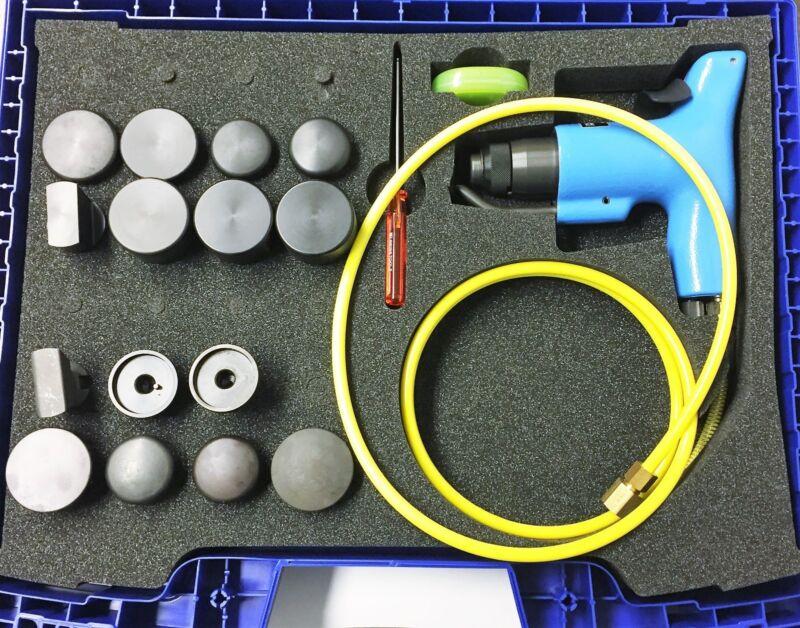 Eckold Planishing Hammer Portable GL2-Deluxe Kit  - New