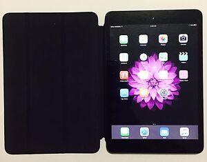 iPad Mini Black 16g Wifi + Cellular Unlocked.