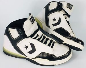 Converse basketball shoes Weapon EVO leather mens 13