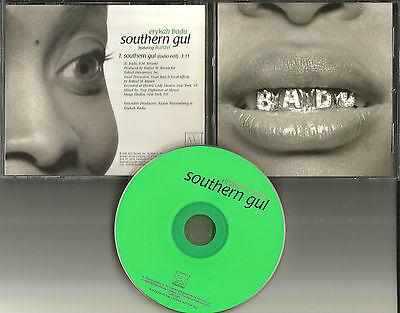 Erykah Badu W  Rahzel Southern Girl W  Rare Edit Promo Dj Cd Single The Roots