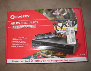 Rogers Explorer 8642 HD 160GB Digital PVR Box