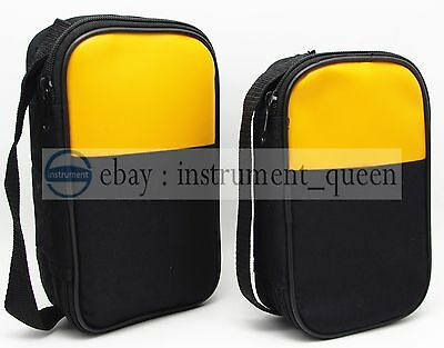 Soft Carrying Casebag For Fluke 87v 28ii 27ii 88v 1621 287 289 1587 279 87-5 88