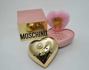 MOSCHINO, Poudre parfumé, perfumed body powder, 100 gr. - Italia - MOSCHINO, Poudre parfumé, perfumed body powder, 100 gr. - Italia
