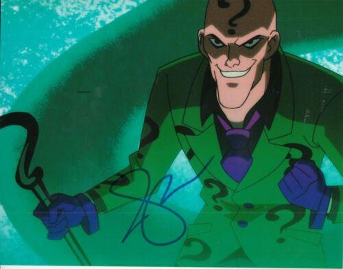 JIM RASH signed (HARLEY QUINN) autograph 8X10 photo *THE RIDDLER* Proof W/COA #2
