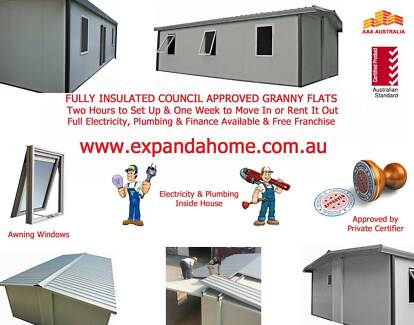 60m2 Granny Flat & 1 Week Finished You Can Move In or Rent It Out