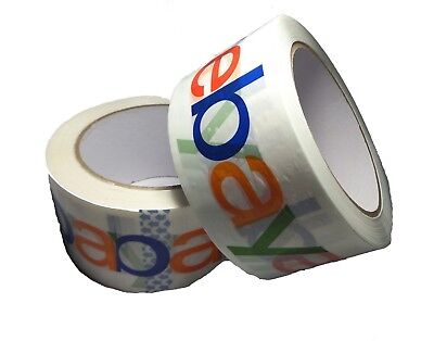 1 Official Ebay Branded Bopp Packaging Tape - Shipping Supplies