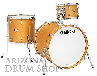 Yamaha Absolute Hybrid Maple Drum Shell Set - VINTAGE NATURAL - 22x14-12-16  NEW for sale  Scottsdale