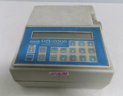 Hach Dr2000 Direct Reading Spectrophotometer 44800-00