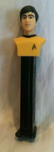 Pez Dispenser Star Trek Chekov China 5.9
