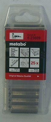Stichsägeblätter 25 Metabo für Holz 74 / 4,0 mm Professional zähnegeschliffen