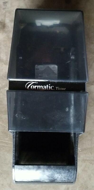 GP VuAll Cormatic Translucent Smoke SM0250N 2-Roll Tissue Toilet Paper Dispenser