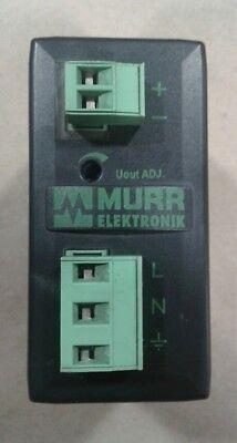 Murr Electronic Switch Mode Power Supply Mcs-b-3-110-2404-6 027b21