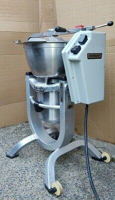 Hobart Hcm-300 Vertical Cutter 30 Qt Pizza Chopper Baker Mixer Newly Refurbished