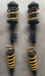 HOLDEN VE/VF COMMODORE KING SL SPRINGS AND SHOCKS Deniliquin Murray Area Preview