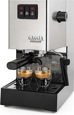 Gaggia Classic RI9403/11 Espressomaschine ESPRESSO PERFETTO