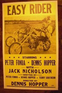 EASY-RIDER-BIKER-MOVIE-POSTER-MOTORCyCLE-ART-peter-fonda-60s-vintage-repro-USA
