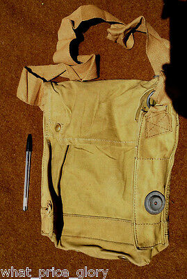 Original Mk VII Indiana Jones type Bag