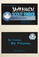Scout Finder CANADA. Get noticed!!!