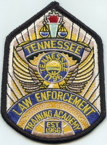 TENNESSEE TN STATE LAW ENFORCEMENT TRAINING ACADEMY SHERIFF POLICE PATCH