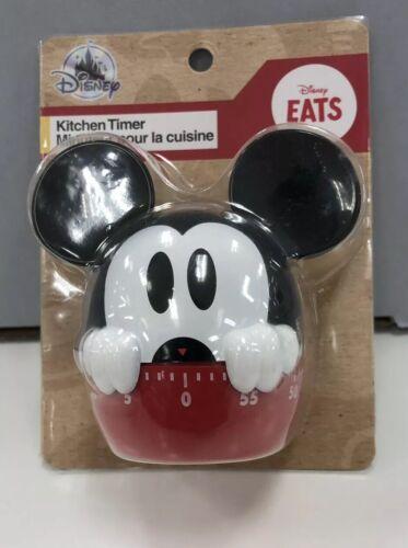 Mickey Mouse Kitchen Timer Disney Eats Rare Item