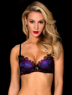 Honey Birdette Brittney Bra 12D / 34D SOLD OUT BNWT RRP $99.95