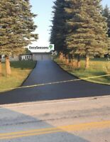 Asphalt Driveway Sealing Call Today For Best Prices