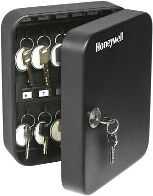 24 Key Security Storage Safe Cabinet Lock Box Wall Mount Holder Organizer Rack