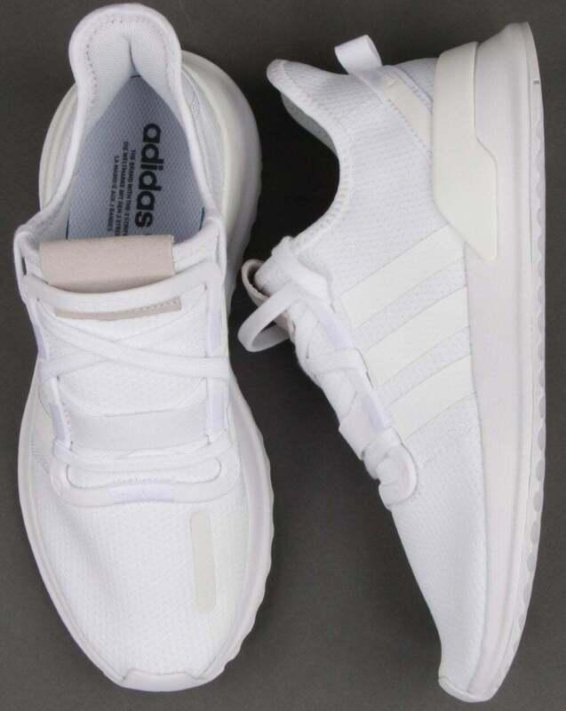 Adidas U_path Run Trainers - White