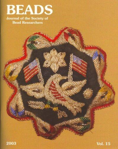 BEADS 15: Beaded Iroquois Whimsies Beadwork, Early Beads Turkey, Amazon Organic
