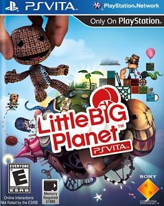 Little big planet for psvita
