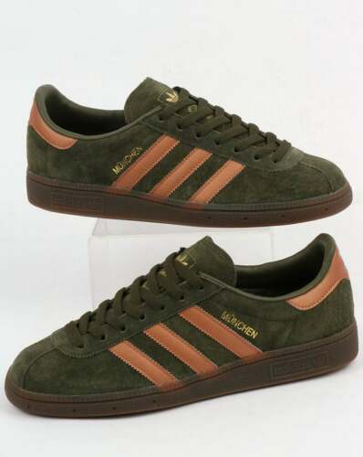 adidas hamburg dark green