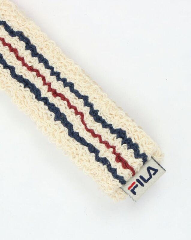 Retro Fila Tennis Headband (100% Authentic) & Unbranded Wristbands/sweatbands