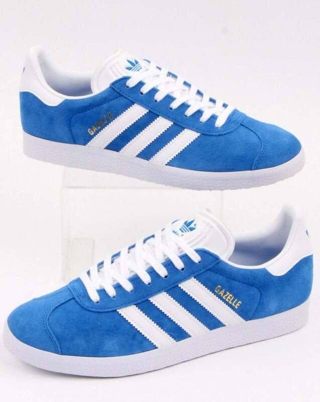 adidas Gazelle Trainers in Royal Blue