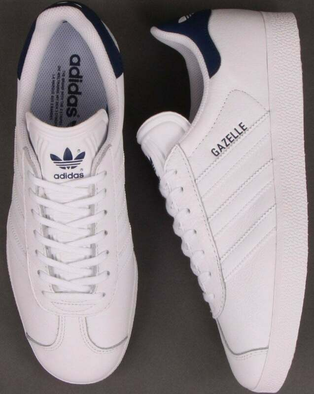adidas gazelle leather