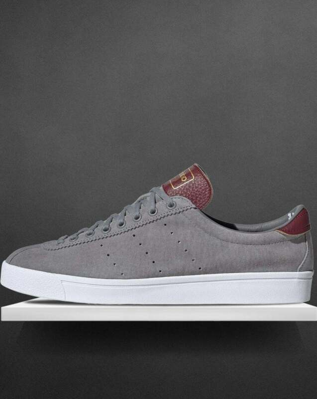 adidas Campus Trainers in Grey /& White suede retro classic shoes