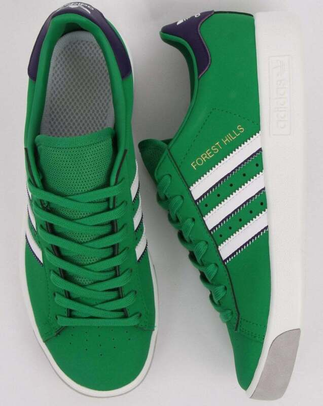 Adidas Forest Hills Trainers Green