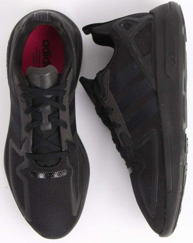 Adidas Zx 2k Flux Trainers Black | eBay