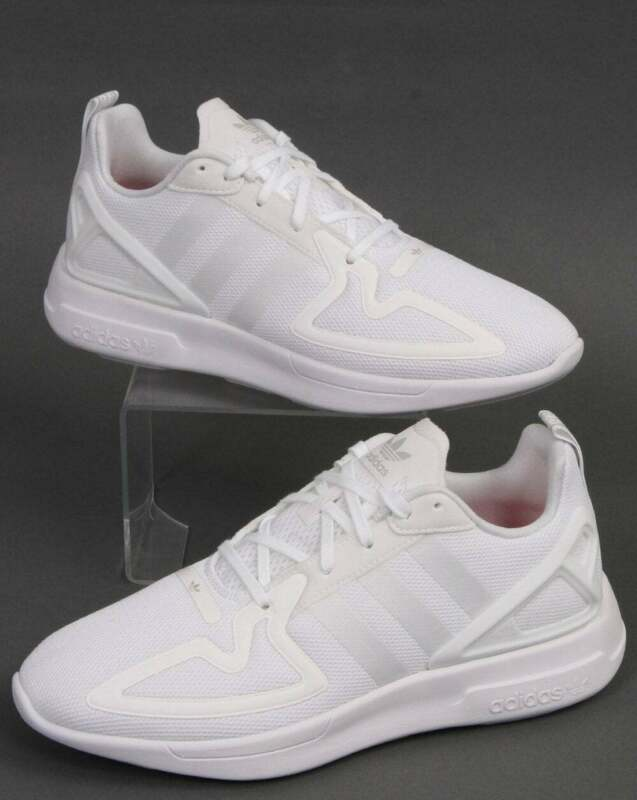 adidas Trainers adidas ZX Flux 2K Trainers in White - iconic runner, shoe