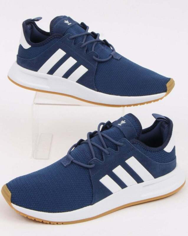 adidas X PLR Trainers in Navy Blue