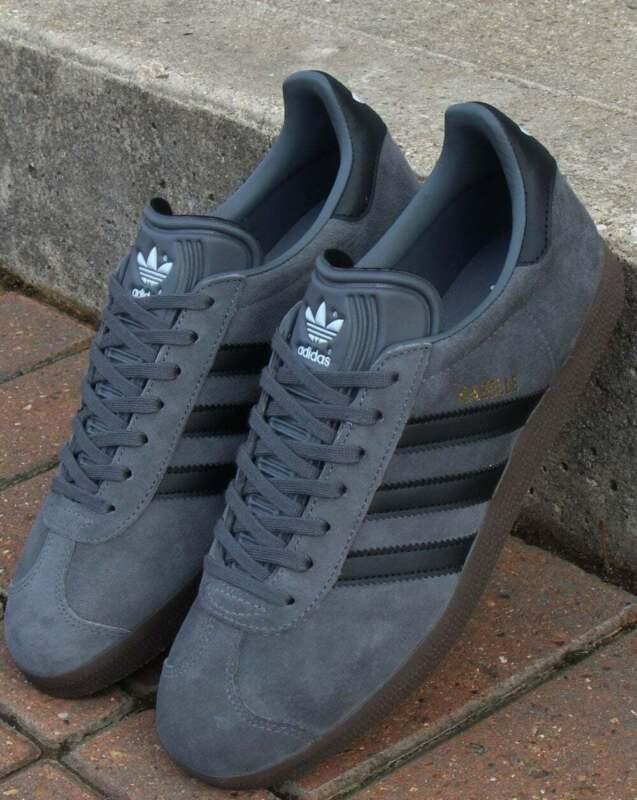 adidas Art 562382 UK 11 Grey Trainers