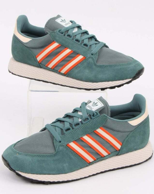 Adidas Forest Grove Trainers in Raw
