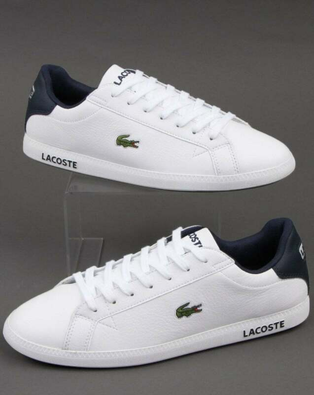 Lacoste Graduate LCR3 Trainers in White