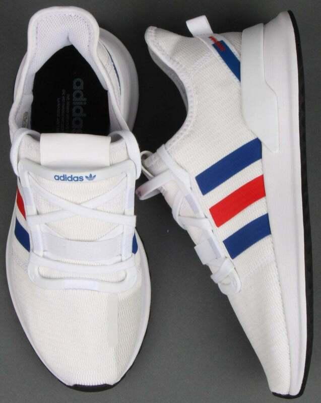Adidas U_path Run Trainers White/Royal