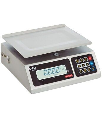 Torrey Leq 1020 Portion Control Precision Scale With Warranty