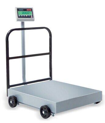 Torrey Eqm-400800 Receiving Bench Scale With Warranty