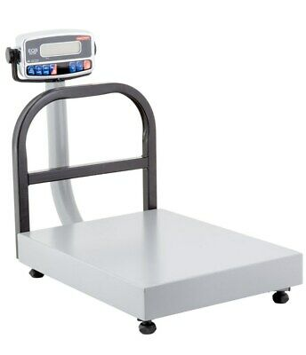 Torrey Eqb-50100 Receiving Bench Scale With Warranty