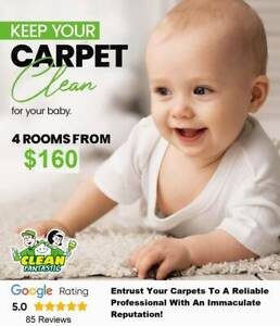 Steam Carpet Cleaning Special