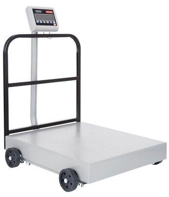 Torrey Eqm-200400 Receiving Bench Scale With Warranty